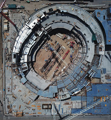 ChaseCenter - future home, Golden State Warriors (samayoukodomo) Tags: drone dronephotography aerialview aerialphotography quadcopter takingthedroneouttogethigh djimavicpro mavicpro arena dronepointofview birdseyeview droneview aerial