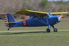 2018-05-05-001FD G-BJEV (BringBackEGDG) Tags: bodmin cardinham aeronca 11ac chief gbjev e897