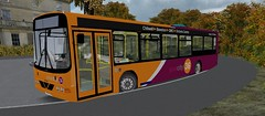 Yourbus Repaint (timothyr673) Tags: omsi volvo renown orangeline36 yourbus