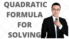 QUADRATIC FORMULA - HOW TO SOLVE QUADRATIC EQUATION BY FORMULA (languageleadlove) Tags: mathsgames algebra mathgamesforkids mathwebsites mathpractice mathsonline mathproblems quadraticformula