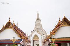 黎明寺 Wat Arun (Ming_Young) Tags: watarun bangkok thailand thai วัดอรุณ buddhism architecture tower temple wat 黎明寺 鄭王廟 曼谷 泰國