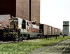 Rapid City MB Tuesday May 16th 1972 0930CST (Hoopy2342) Tags: train rail railroad railway rapidcity manitoba man elevator canadianpacific canadianpacificrailway