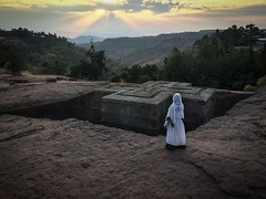 Christmas Celebrations (Leonid Plotkin) Tags: africa celebration christian christianity christmas church ethiopia festival lalibela pilgrim pilgrimage pilgrims religion religious tradition traditional