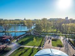 Moskovskiy victory park (pilot3ddd) Tags: viewfromabove stpetersburg moskovskyvictorypark spring olympusmzuiko1240mmf28pro olympusomdem5markii