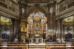 Torino, Basilica Santuario Beata Vergine della Consolata (Jan Sluijter) Tags: torino basilica santuariobeataverginedellaconsolata santuario consolata piemonte barocco barock baroc explore