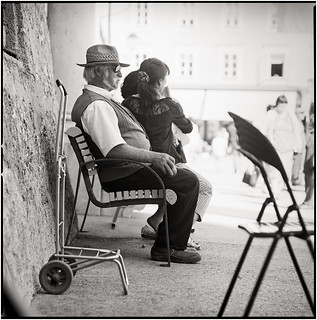 Cool man or another coachman_Hasselblad