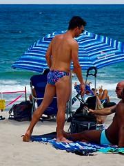 Man in speedo (LarryJay99 ) Tags: 2018 beach streets people ftlauderdale ocean atlanticocean legs swimwear back butt butts nape barefuss barefoot barefeet toes profile peekingpits peekingnipples nips bellies manly virile studly stud masculine sexyman men male man guy guys dude dudes bulgebulgesbulging gay gaypeople urbanbeach urban urbannomade handsome cuteguy arupits pits speedo candid unsuspecting sneaksyshot sunglasses