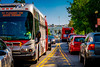 DC Rush Hour (Joyce and Steve) Tags: washingtondc washington dc whitehouse traffic urbanscape cityscape rushhour rush cars bus trafficjam