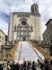 Temps de Flors 001. (Joanbrebo) Tags: eglise iglesia esglesia church streetscenes people gente gent tempsdeflors iphonex iphone365 españa girona catedral