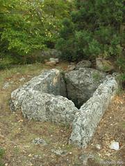 Крим, Таврські могильники на горі Кішка InterNetri Ukraine 2009 115