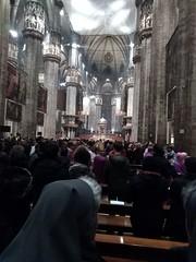"""17.11.19 Anche noi alla Messa in Duomo del mondo della scuola con l'Arcivescovo Mario • <a style=""""font-size:0.8em;"""" href=""""http://www.flickr.com/photos/82334474@N06/42129439581/"""" target=""""_blank"""">View on Flickr</a>"""