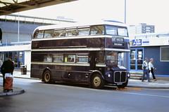 To Hull Station... via Hull Station... (SelmerOrSelnec) Tags: eastyorkshire aec routemaster parkroyal alm65b hull kingstonuponhull londontransport bus