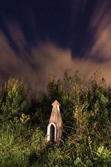 Cuando cae la noche (kiko_-46-) Tags: tamaño30x45 paisajes formatooroginal10x15 formatoytamaño nocturnaspaisajes beluso pontevedra españa