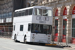 Commbus (non-PCV) UNA 777S (SelmerOrSelnec) Tags: commbus leyland atlantean northerncounties una777s exhiunit manchester deansgate greatermanchesterpte greatermanchestertransport gmt gmpte bus