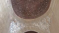 DSCF5644 Sala del Mexuar, Palacios Nazaríes, Alhambra, Granada (Thomas The Baguette) Tags: granada spain granadaspain espagne espana alhambra nesrid nesridpalace patiodelosleones lionfountain comares moorish fountains architecture gardens machuca alcazaba