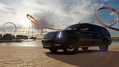 Never fails when take a shot in tha hot wheels expansion 👌😎 (demonsskulls713) Tags: photography luxurycar carlifestyle carswithoutlimits escalade hotwheels cadillacescalade cadillac suv forzahorizon3