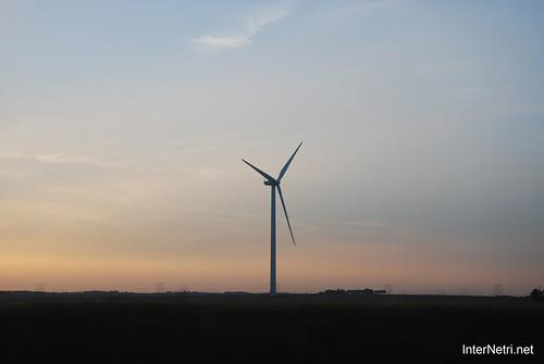 Вітрогенератори InterNetri  France 24
