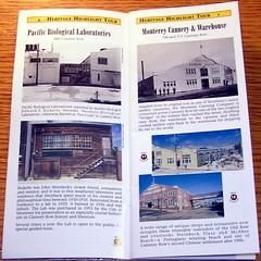 Cannery Row Brochure (5) (Photo Nut 2011) Tags: monterey california