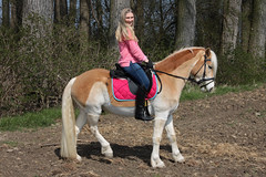 Camille 10 (The Booted Cat) Tags: sexy blonde teen girl equestrienne riding ridingboots horse long hair