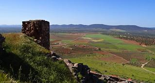 Benquerencia de La Serena, Badajoz, Extremadura, España.