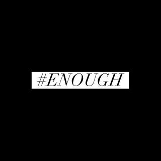 My heart aches. #enough #neveragain