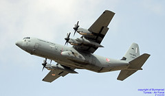 Z21122 LMML 18-05-2018 (Burmarrad (Mark) Camenzuli Thank you for the 12.2) Tags: airline tunisia air force aircraft lockheed martin c130j30 hercules registration z21122 cn 382v5758 lmml 18052018