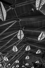 Scottish Parliament Tour May 2018 (28 of 119) (Philip Gillespie) Tags: scottishparliament visitscotparl scotland parliament edinburgh canon 5dsr architecture windows lights tour seats flags dog pets water interior design hills arthurs seat city sky sun art sculpture mono monochrome colour color black white blue green red yellow orange stairs boat style curves lines chamber epmg photography meetup group people men women boys girls kids chambers meetings summer grass trees