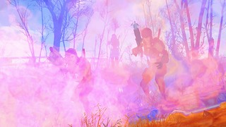 Fallout4 - Molotov cocktail pastels