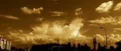 cloud junkie (Darek Drapala) Tags: clouds sky skyskape warsaw warszawa storm panasonic poland polska panasonicg5 nature lumix light city color cityscape civilization