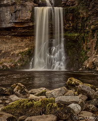 Cascade (peterwilson71) Tags: waterfall motion rocks fall cascade yorkshire yorkshirenationalpark beautiful canon6d droplets exposure evening reflections foliage flow fast grass high river landscape longexposure light nature old power travel