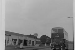OAG761L (preselected) Tags: bus coach a1 service ardrossan alexander 1973 daimler fleetline hunter kilmarnock