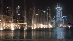 Dubai Fountain Lightshow 25 Apr 2018 (Patrissimo2017) Tags: