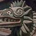 Reproduccion de Quetzalcoatl