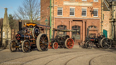 Beamish 2018 (Ben Matthews1992) Tags: 2018 steam fair traction engine beamish county durham old vintage historic preserved preservation vehicle transport haulage rally show museum veteran fowler burrell finella end2end prosper gem su884 ah054 ew2335