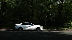 windscreen wipers (Mr   Anderson) Tags: mazda 6 gen 3 mazda6 white car 3rd generation