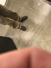 Accidental Photo of Feet Saves the Streak