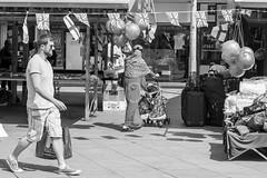 5D13_2229-3 (bandashing) Tags: hyde market tameside civicsquare royalwedding unionjack people sylhet manchester england bangladesh bandashing aoa socialdocumentary akhtarowaisahmed bw monochrome