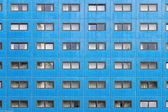 monotonous (fhenkemeyer) Tags: facade blue windows architecture den haag monotonous humdrum blinds shutters canoneos70d