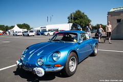 Sport & Collection 2015 - Alpine A110 1600S (Deux-Chevrons.com) Tags: alpinea1101600s alpine a110 1600s alpinea110 a1101600s car coche voiture auto automobile automotive sportcollection france classiccar oldtimer vintage classic classique ancien ancienne collection collector collectible