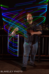 Open Flow Shoot 4/20/18 (Chris Blakeley) Tags: flow flowarts led longexposure seattle self leviwand