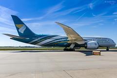 Oman Air (ab-planepictures) Tags: fra eddf frankfurt flugzeug flughafen plane aircraft airport aviation planespotting oman air boeing 787 dreamliner