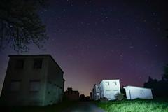 Sternenhimmel im Nationalpark Eifel (clemensgilles) Tags: frühling spring beautiful astrofotographie night ghosttown nationalpark nachtfotografie eifel deutschland germany