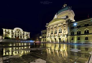Bern, Bundesplatz