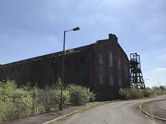 South Ales trip to Ystrad Mynach and Penallta Colliery (watty01) Tags: colliery penallta ystradmynach wales triumph