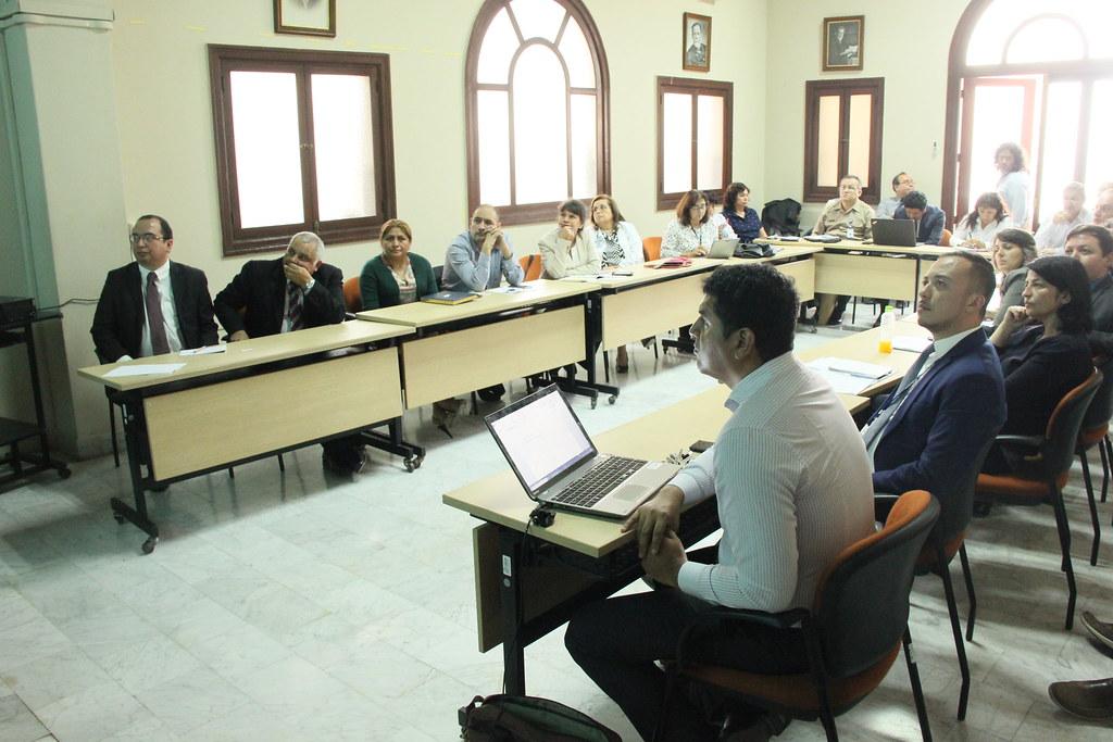 Reunión sobre la resistencia a los antimicrobianos y planificación del proyecto Koica (OMS)