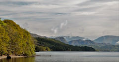 Coniston Clouds (mandysp8) Tags: coniston lake clouds shadows cumbria eos canon lakedistrictnationalpark uk