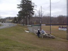 Poughkeepsie 8 (MFHarris) Tags: marist poughkeepsie ncaa collegebaseball mccann redfoxes ballpark baseball stadium