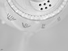 Macro Monday - Ready for the Day (Jan Whybourne) Tags: macromonday readyfortheday shower water jets blackandwhite morning wakeup flow