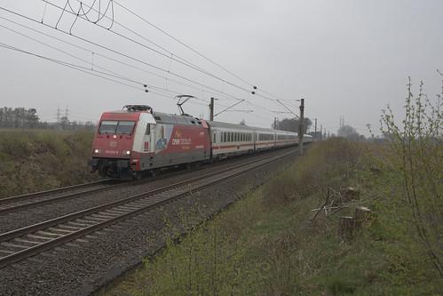 D DB 101 076-8 Schuttorf 14-04-2018