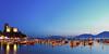 Lerici blue hour (poludziber1) Tags: lerici italia italy liguria blue sea mare travel boat ocean beach